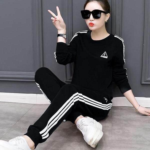 JYS Fashion Korean Style Women Sport Wear Set Collection 328D - 3700