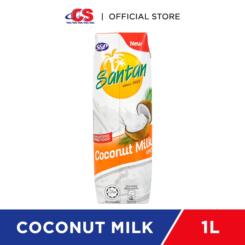 S&P Santan Coconut Milk 1L