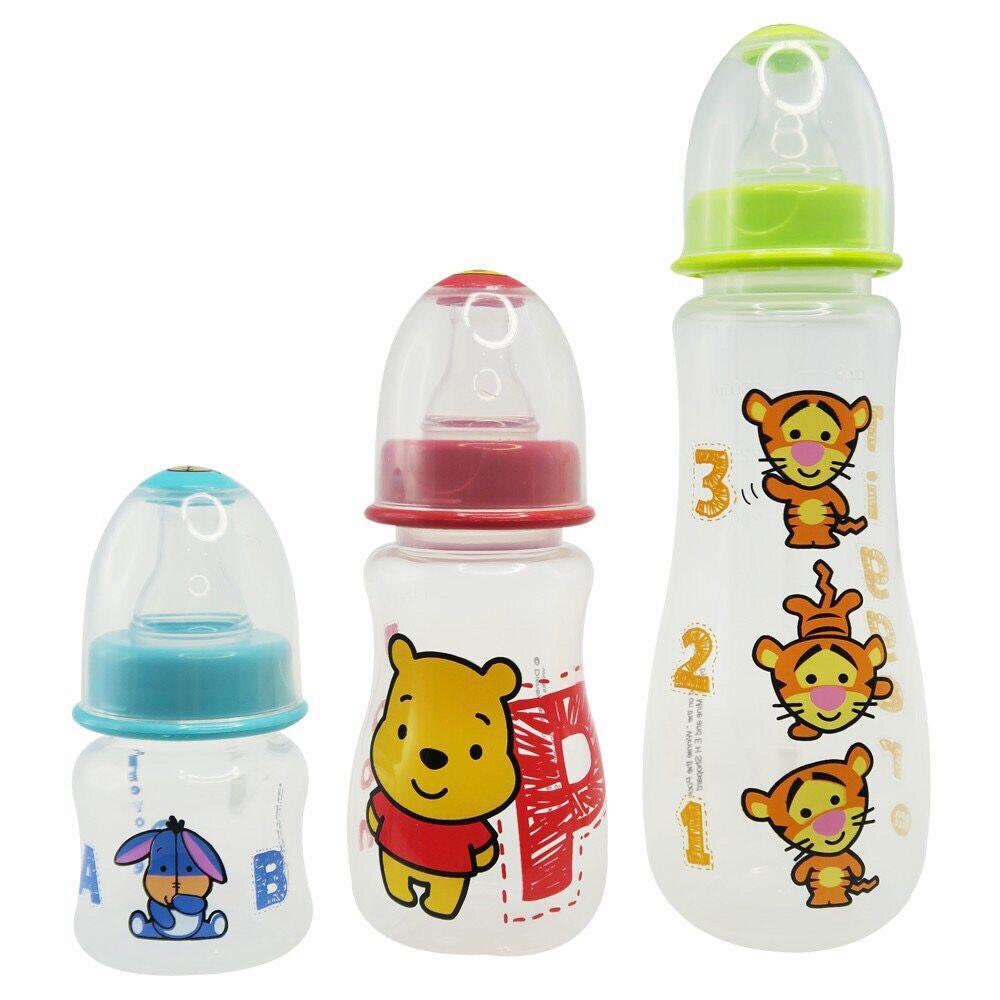Disney Baby 2oz + 4oz + 9oz BPA Free Bottle Set