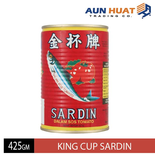 King Cup Sardin 425gm