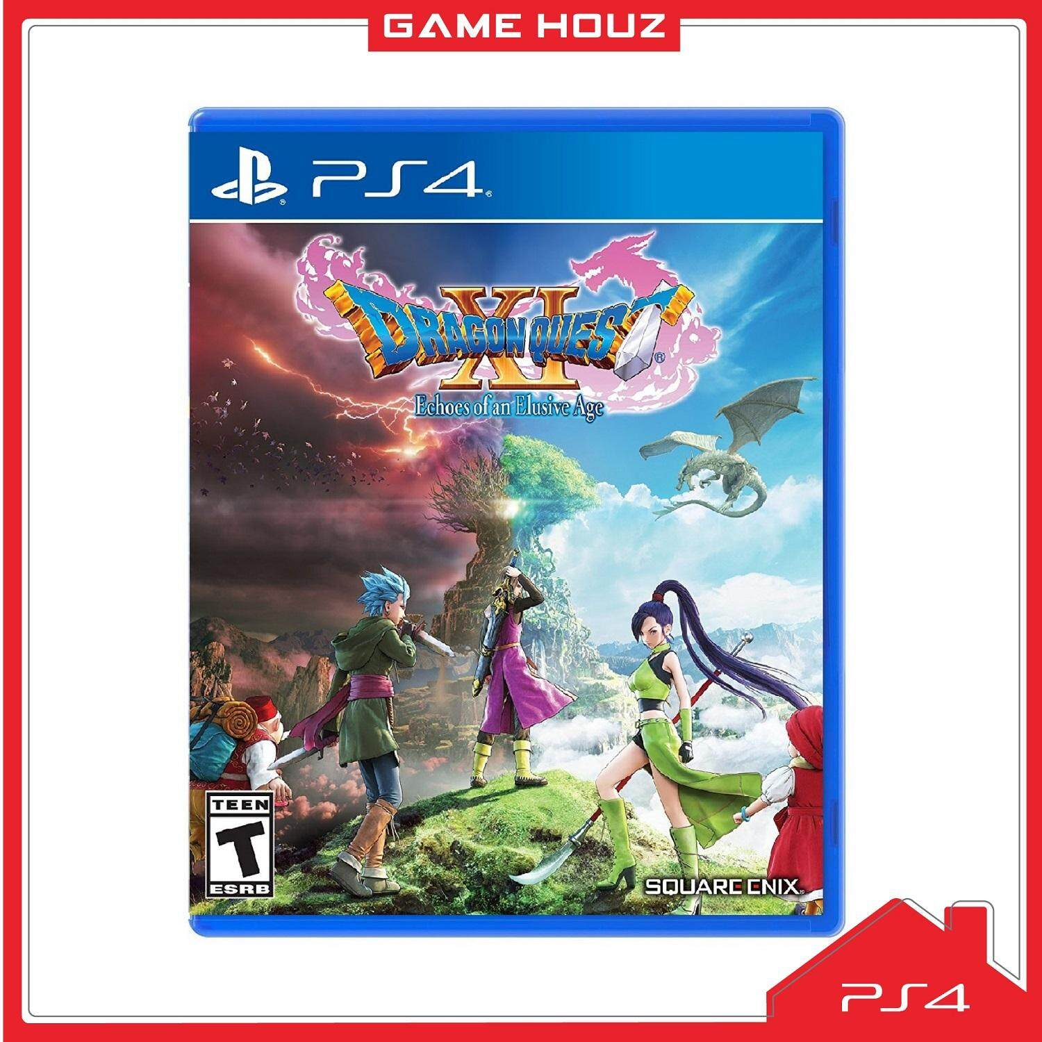 (PS4) Dragon Quest XI: Echoes of an Elusive Age (R3/ENG)