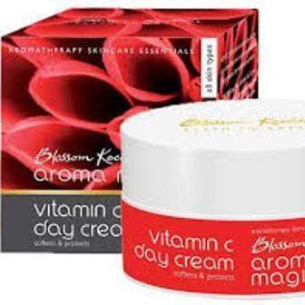 Aroma Magic Vitamin C Day Cream Soften & Protects 50g