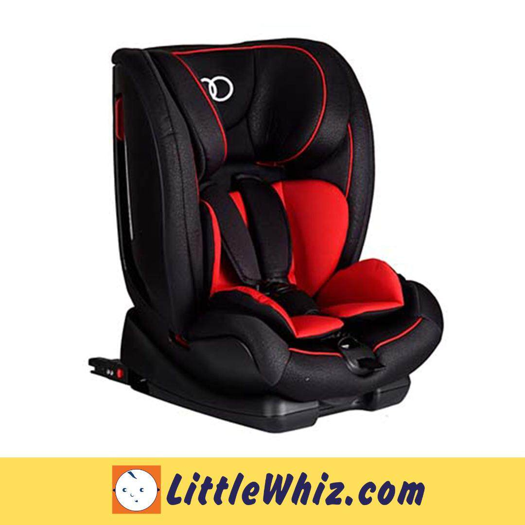 Koopers: Lavani Booster Car Seat - RED