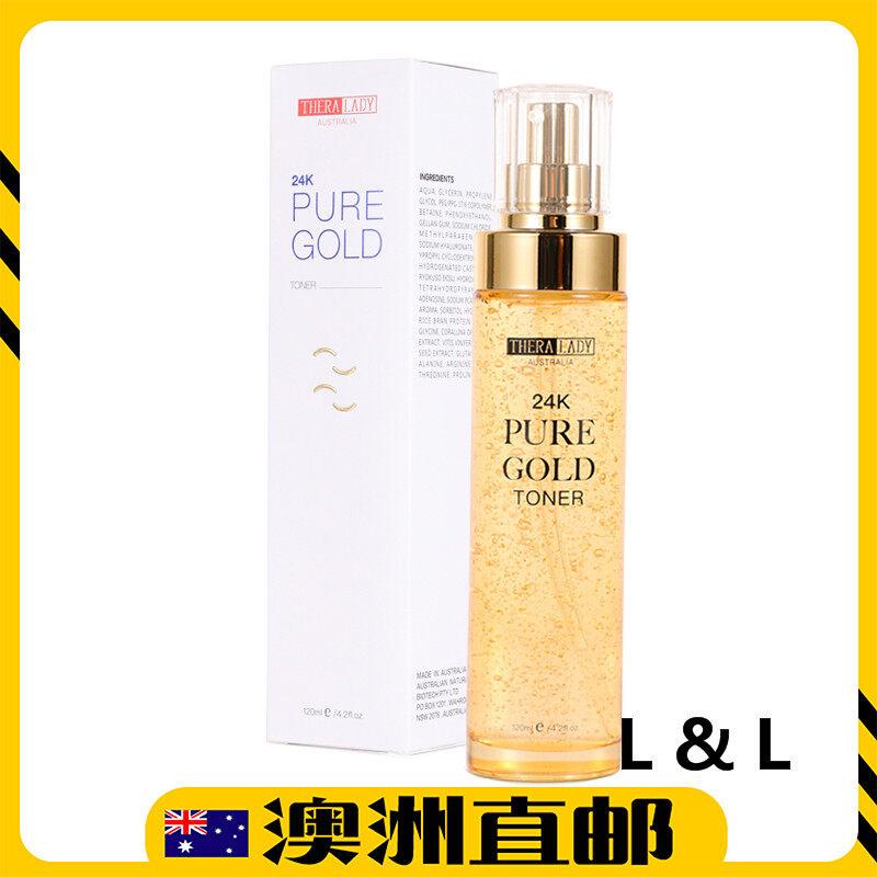 [Pre Order] Thera Lady 24k Pure Gold Toner 120ml (Made in Australia)