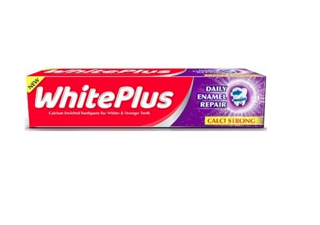 WHITE PLUS TOOTHPASTE 100 GM