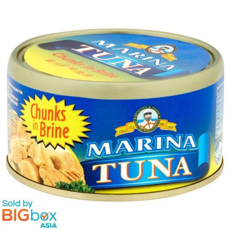 Marina Tuna Chunks 185g - Brine