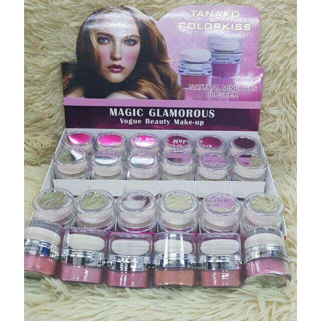 FREE GIFTBlusher magic glamorous
