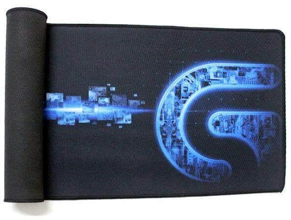 Logitech Gaming Mouse Pad 30cmx80cmLocking Edge Control Version