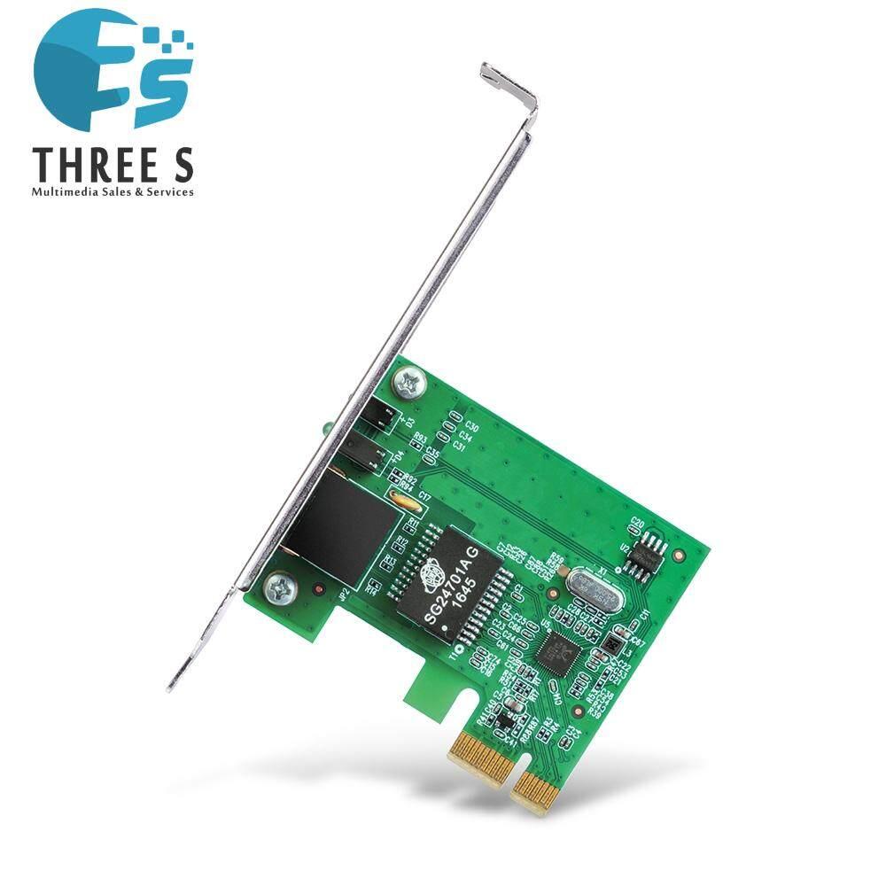 READY STOCK - TP-LINK Gigabit PCI Express Network Adapter TG-3468 (ORIGINAL)