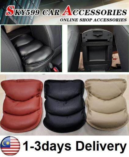 Universal Armrest Cover Vehicle Center Console Arm Rest Seat Box Pad
