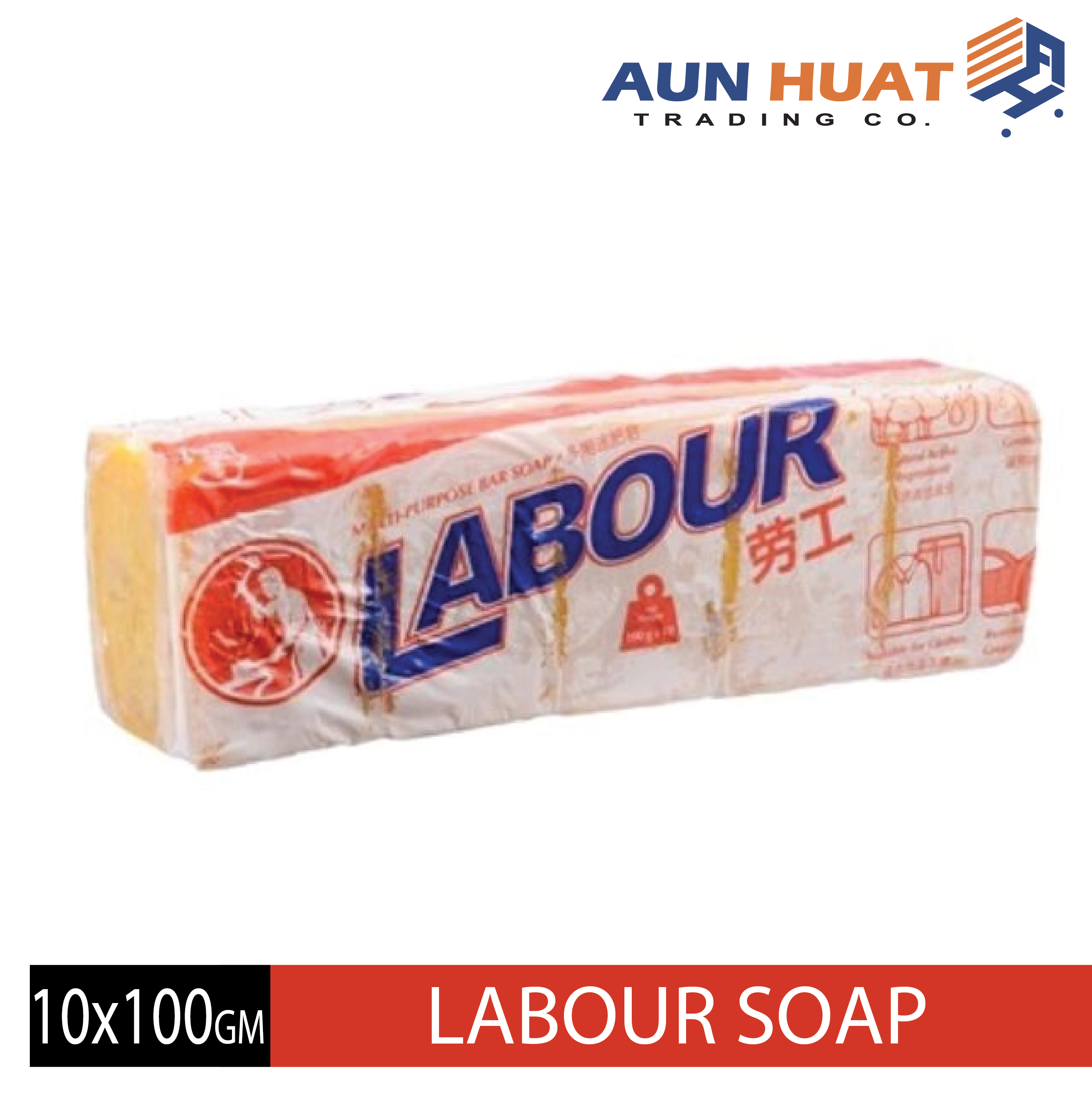 Labour Soap 10x100gm