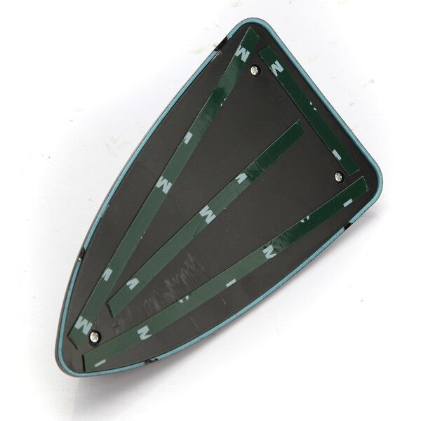 Engine Parts - Car Shark Fin Roof BMW-Style GPS Decorative Decoration Antenna BLK - Car Replacement
