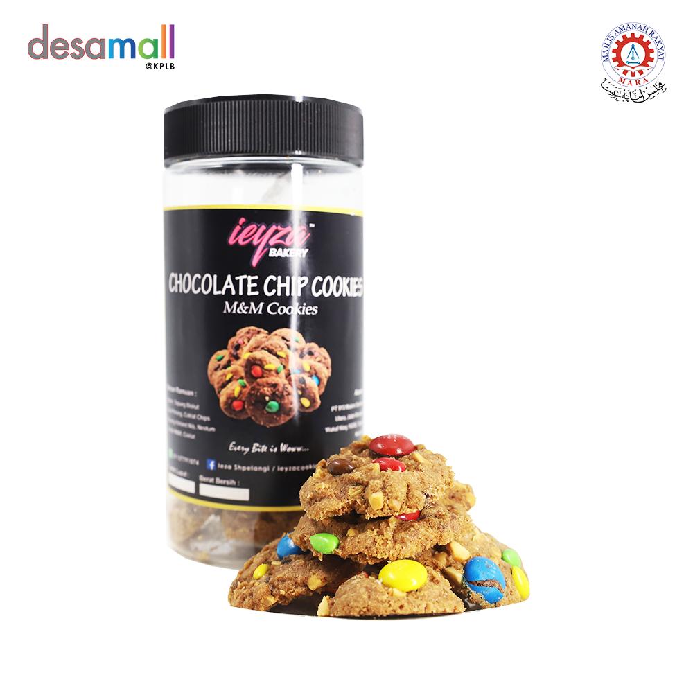 IEYZA BAKERY M&M Cookies - Balang