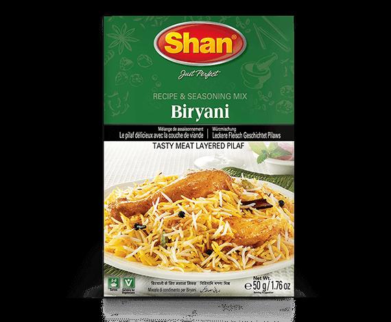 SHAN BIRYANI MASALA 50 GM