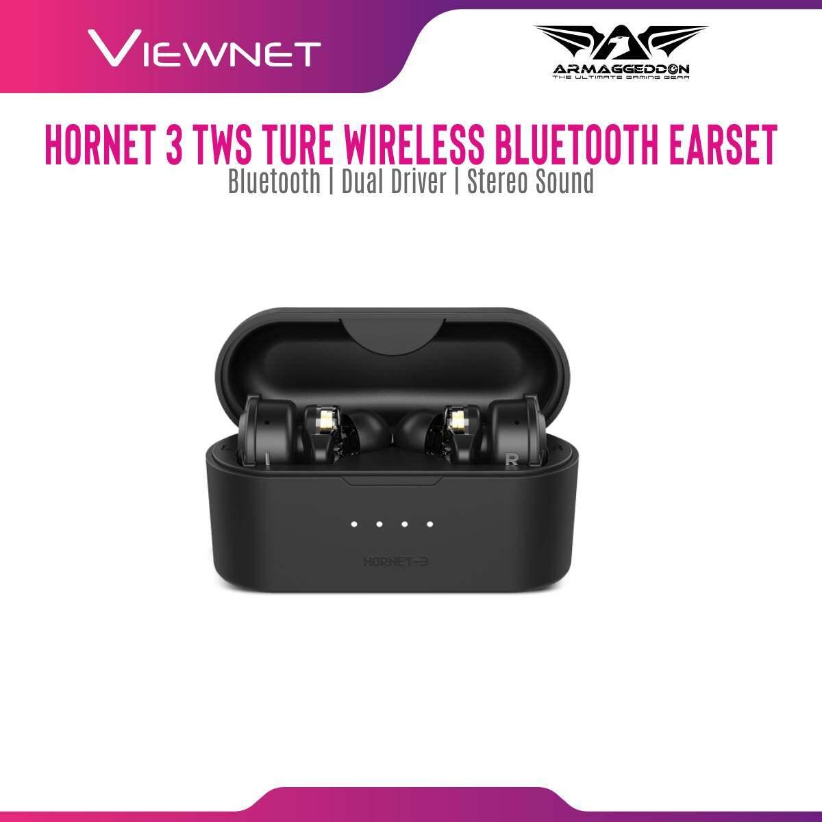 Armaggeddon Hornet 1 Tws / Hornet 3 Tws Ture Wireless Earset