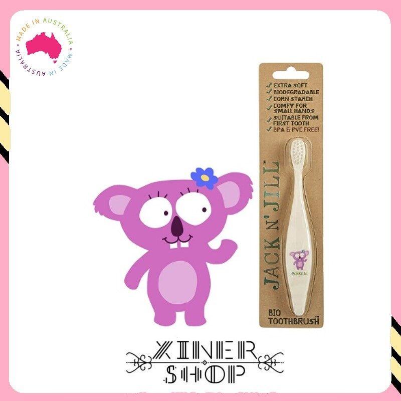 [Import From Australia] Jack N Jill Bio Kids Toothbrush Koala