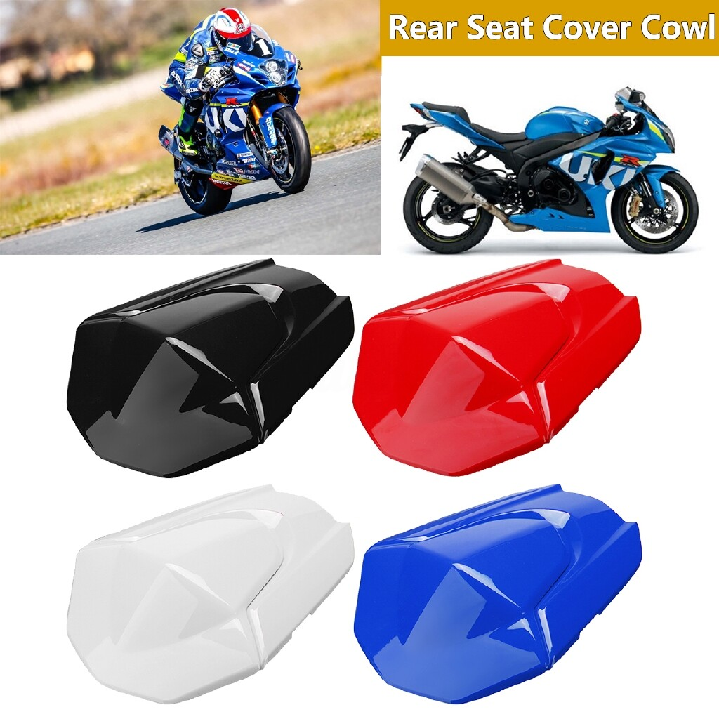 Moto Accessories - Rear Pillion Passenger Seat Cover Cowl Fairing For Suzuki GSXR1000 2009-2016 K9 - RED / BLACK / WHITE / BLUE