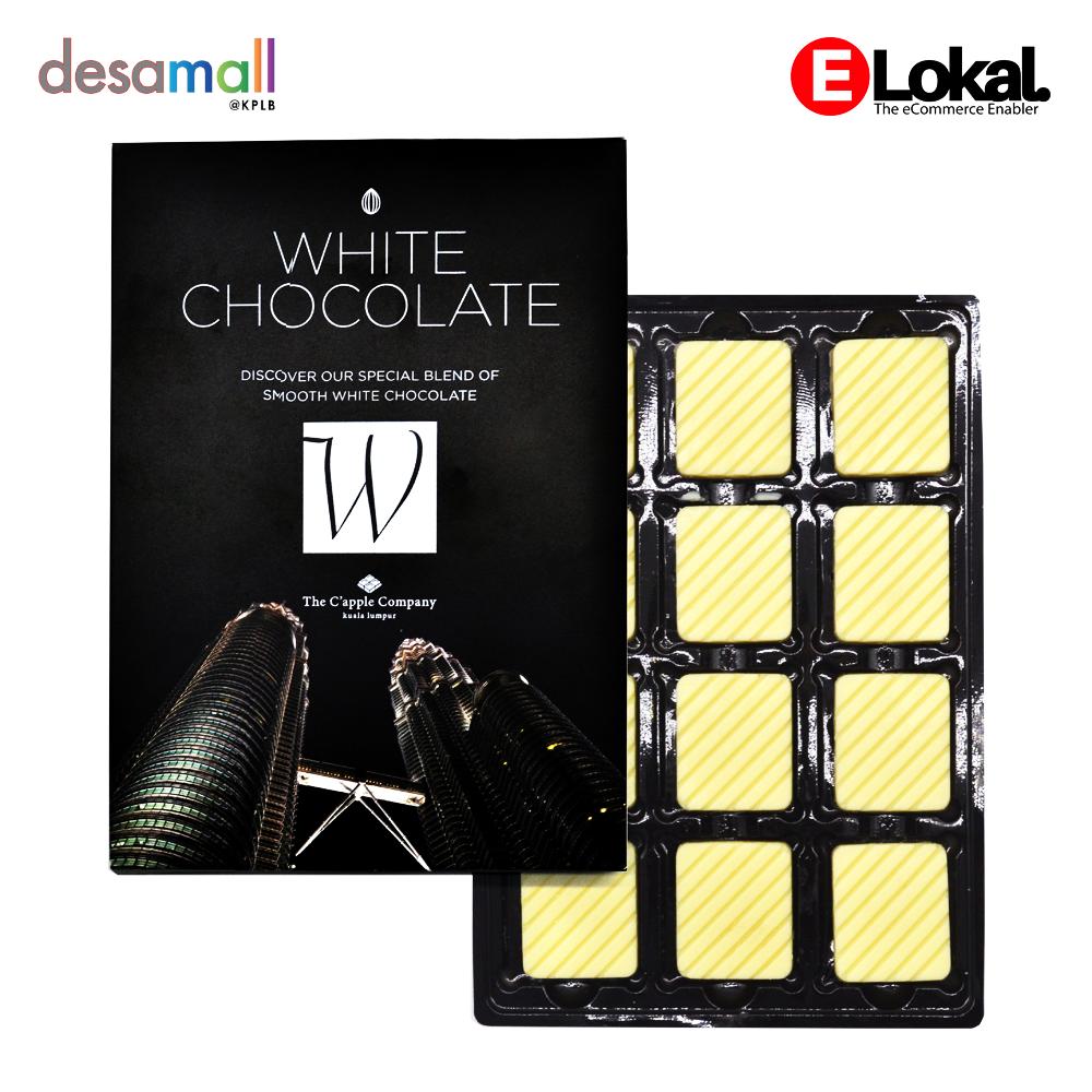 C'APPLE CHOCOLATE Set 4 Box (60g x 4) - KLCC Scenery