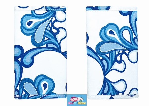 Baby Carrier Teething Pads - Pacific Waves