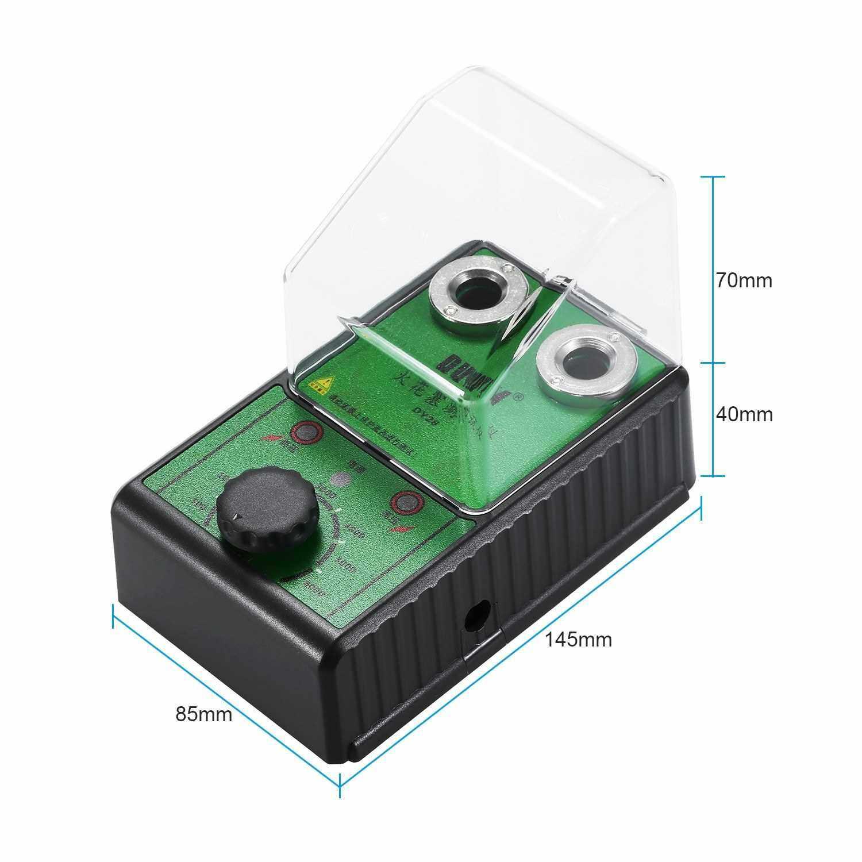 Car Spark Plug Tester Automotive Double Hole Analyzer For 12V Gasoline Vehicles Petrol (Us)
