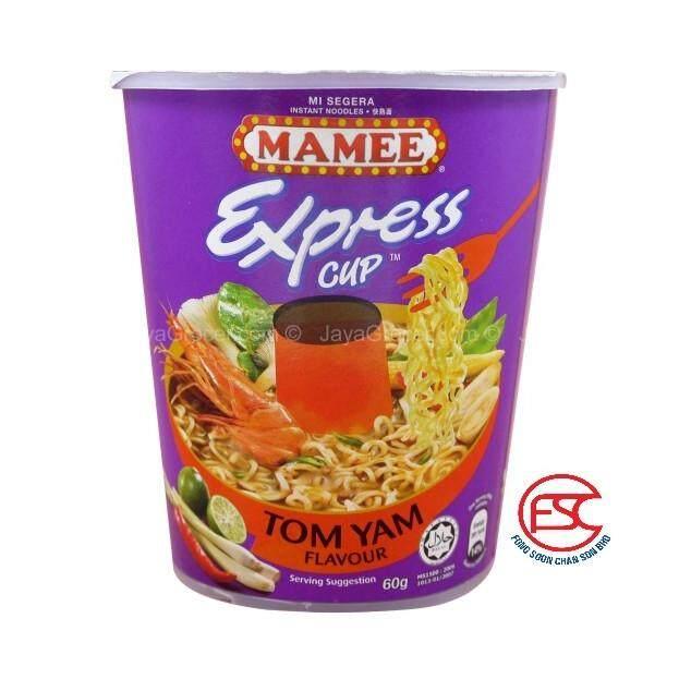 [FSC] Mamee Express Cup Noodles 60gm x 6cup Tomyam Flavour