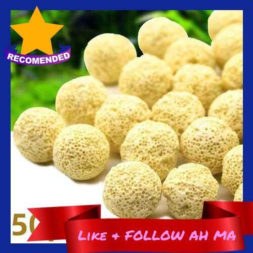 Best Selling Aquarium Filter Media Ball Aquarium Bio Ball for Aquarium Filter 50PCS (50)