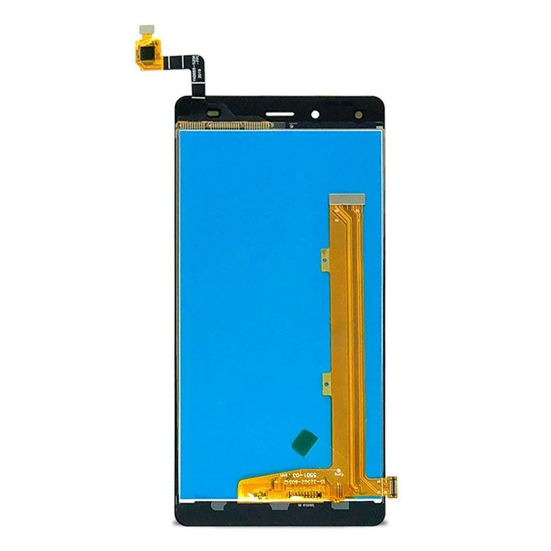 5.5'' LCD for Infinix4 pro X556 LCD Display+Touch Digitizer Screen for Infinix X556 LCD - BLACK / WHITE