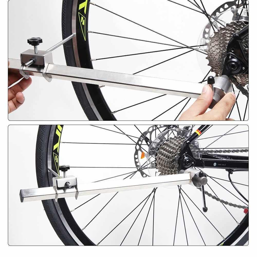 MTB Mountain Bike Bicycle Derailleur Hanger Alignment Gauge Tool (Standard)