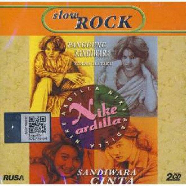 NIKE ARDILLA Slow Rock Sandiwara Cinta Music CD