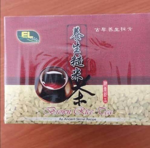 EL Brown Rice TEA Instant Beverage ( 5g x 20 sachets )