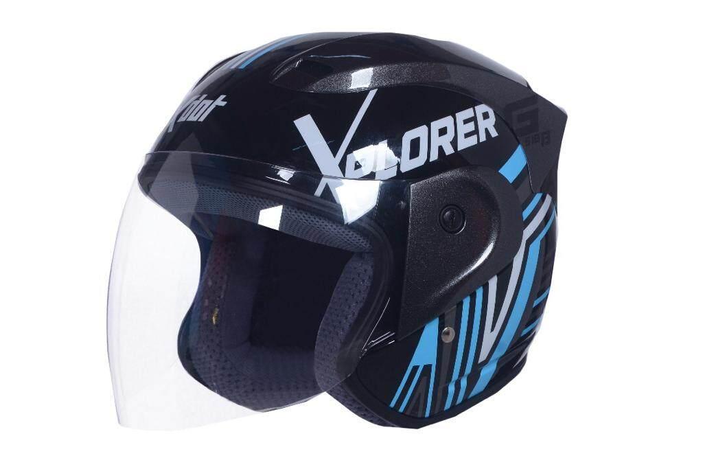 G518B BLITZ&EXPLORER Helmet