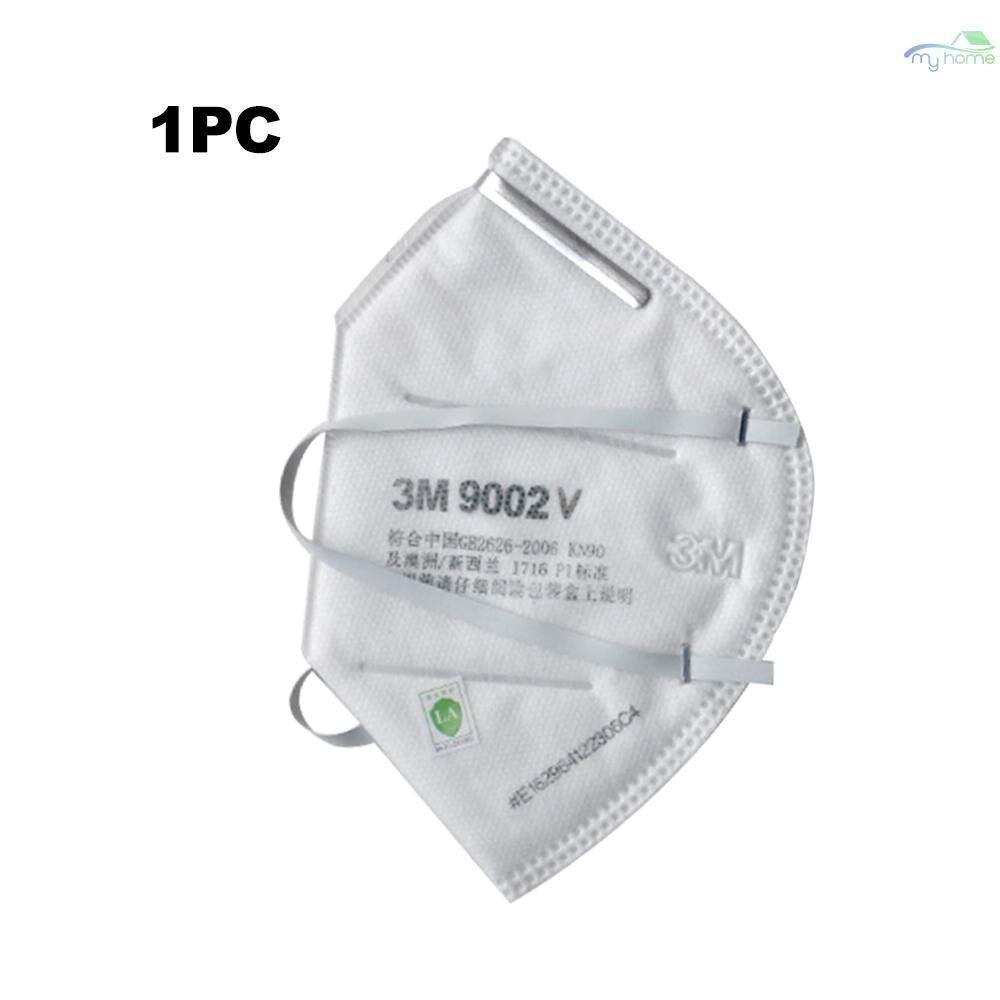 Lighting - Anti Fog Haze PM2.5 Mask Vertical Folding Antiviru Dust Safe Daily Use Masks 9002 1 Piece - 9002&1 Piece / 9001&1 Piece