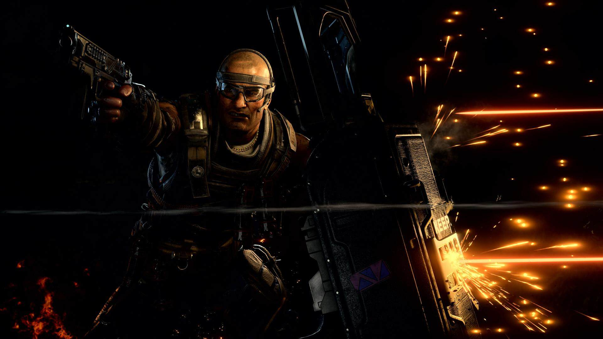 (PS4) Call of Duty: Black Ops 4 (R3/ENG/CHN)