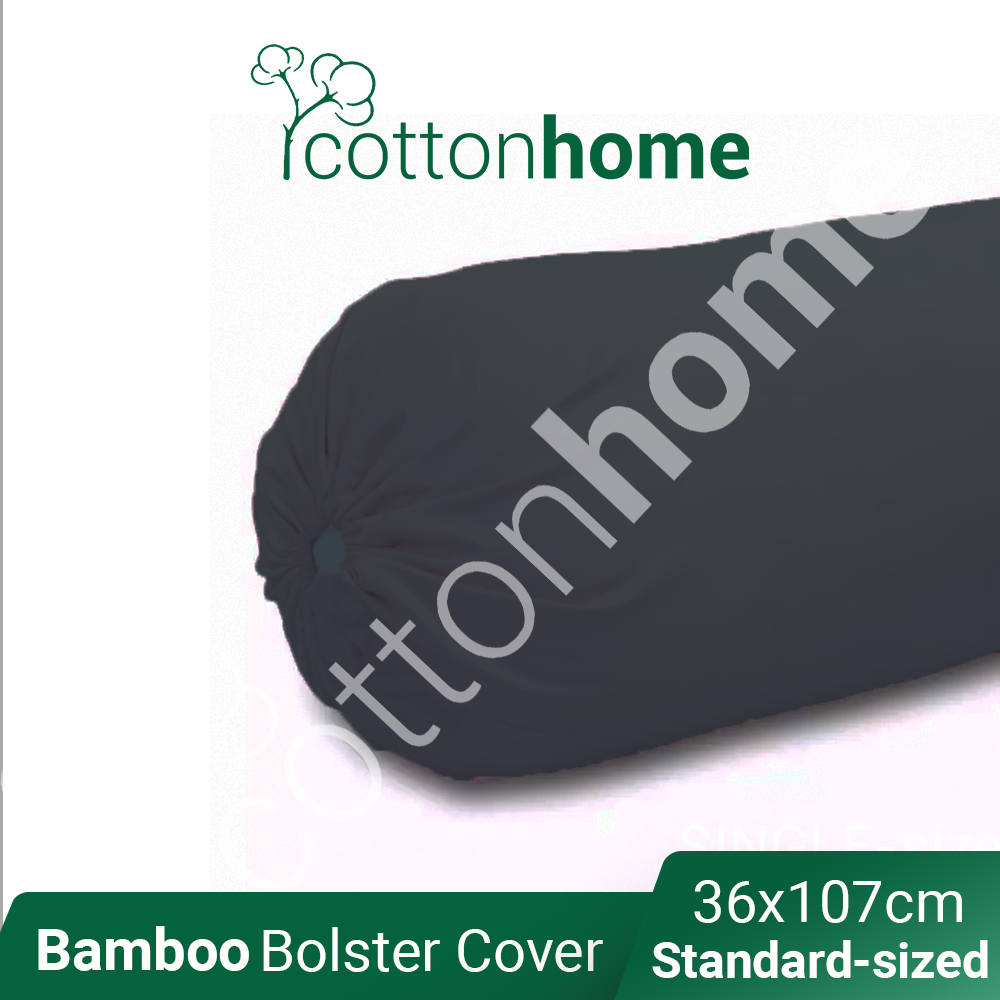 Bamboo BOLSTER Cover Case - Comfortable, Soft, Various Colours