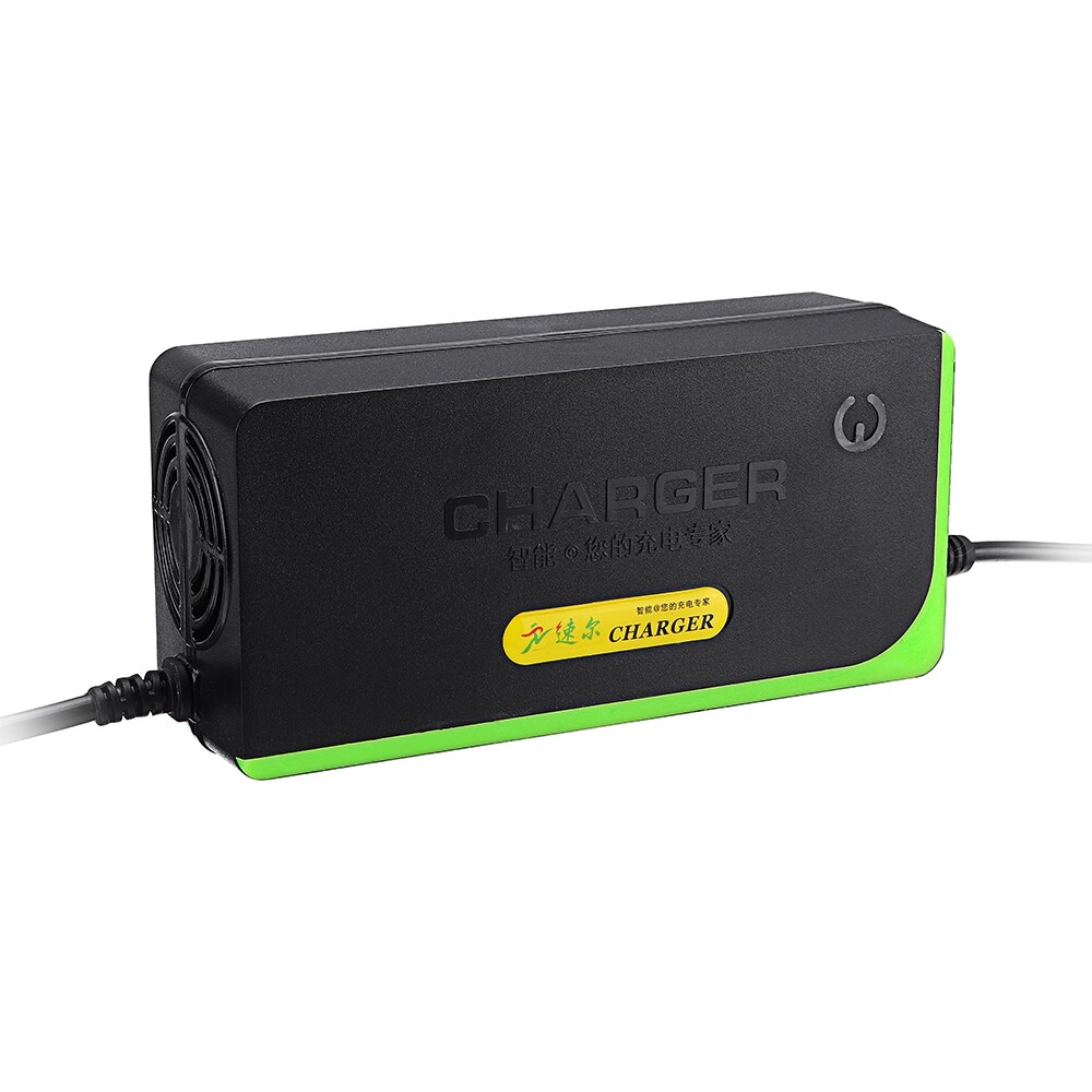 Moto Accessories - 48V 20AH Intelligent Fast Lead Acid Battery Charger For Car Motorcycle Electric - Motorcycles, Parts