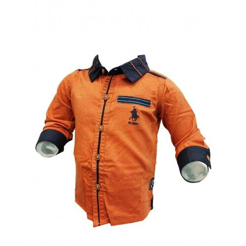 RCB Polo Club Junior Boy Long Sleeve RKLS50374