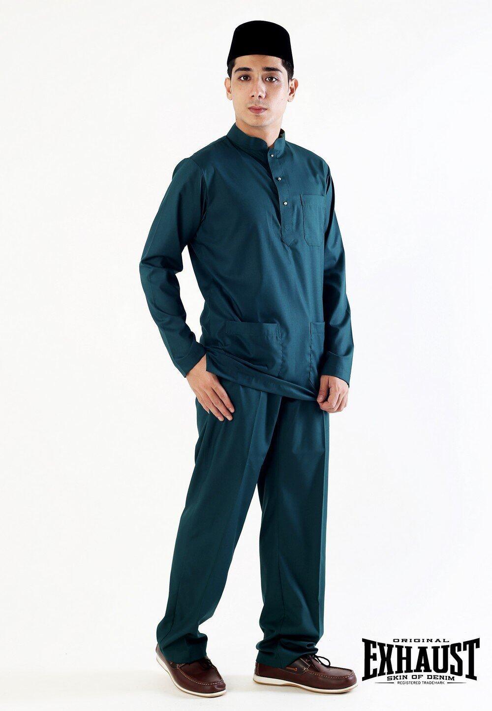Exhaust Baju Melayu Modern Fashion 88625#5