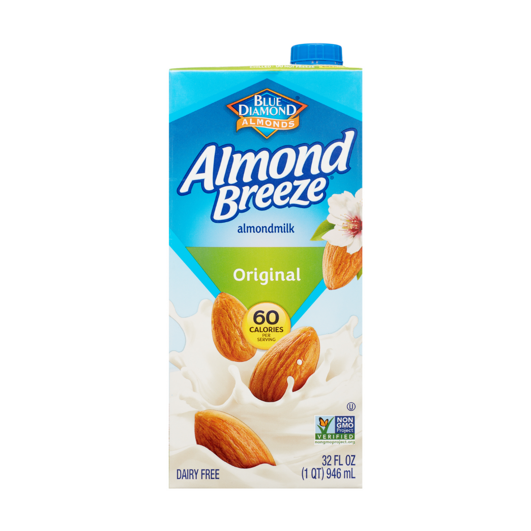 MILK Blue Diamond Almond Breeze Almond Milk Original (946ml) EURO SNACKS