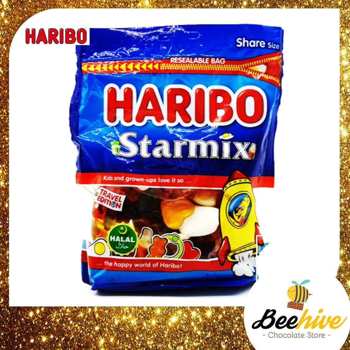 Haribo Starmix Gummy Candy 300g
