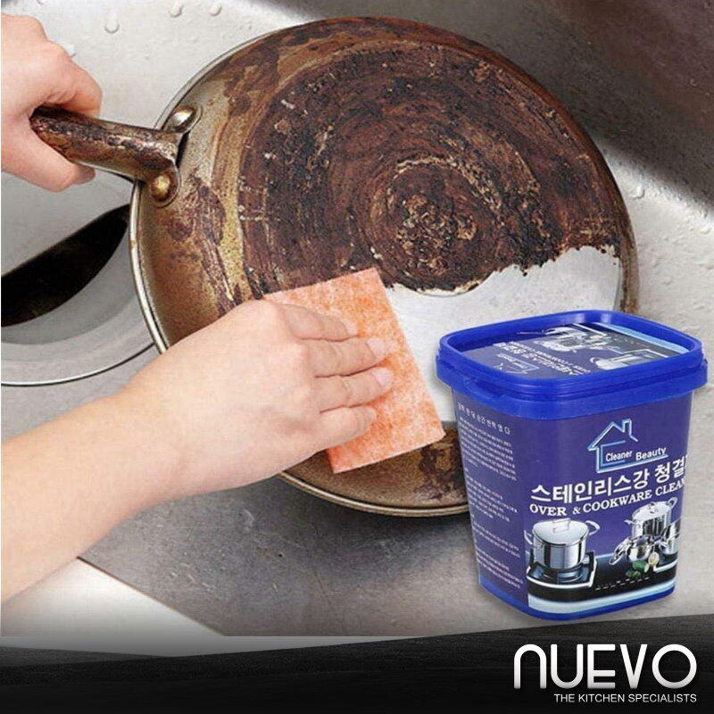 Magical Stainless Steel cookware Cleaner 500g - Korean Formula