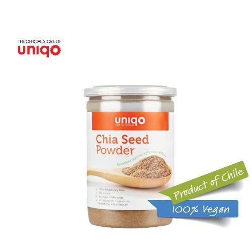 Uniqo Chia Seed Powder 300g