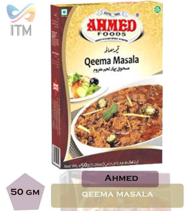 AHMED QEEMA MASALA  SINGLE PACK 50GM
