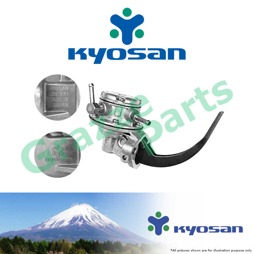 ? Kyosan ? Made In Japan Mechanical Fuel Pump NP349 for Nissan Datsun 510 L16