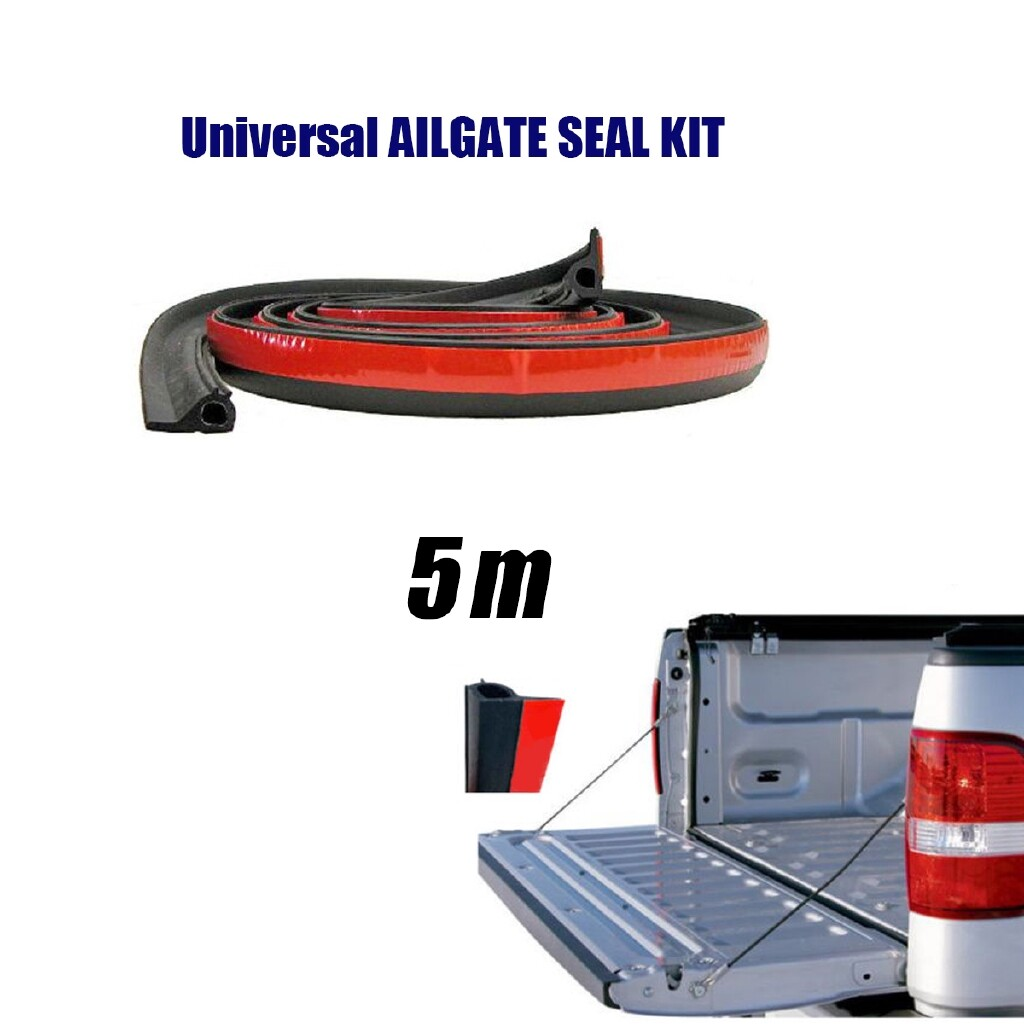 Engine Parts - 5M UNIVERSAL TAILGATE SEAL KIT FOR TOYOTA HILUX SR5 SR RUBBER UTE DUST TAIL GATE - Car Replacement