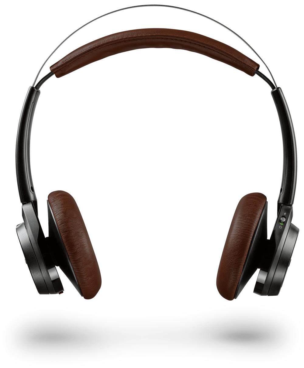 Authentic Plantronics BackBeat Sense Stereo Bluetooth Headset with Microphone for Smarpthones Huawei Motorola Xiaomi Oppo Vivo Samsung