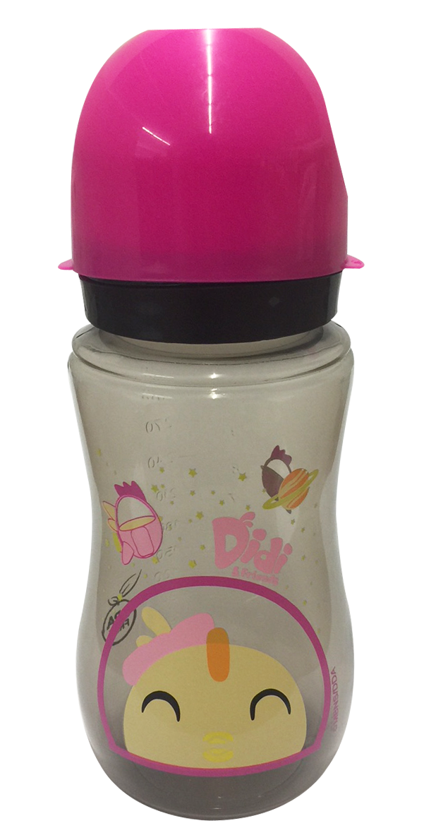 Didi and Friends Nana 12oz Wide Neck Bottle (LIMITED STOCK!)