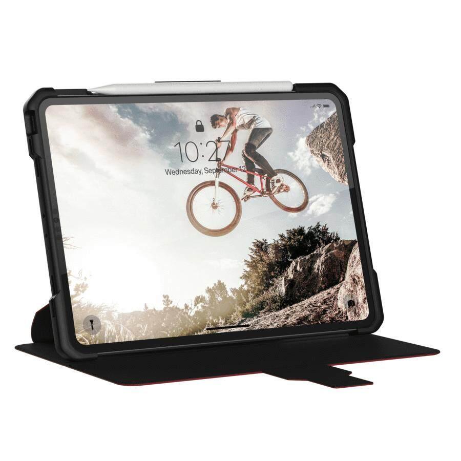 "Original UAG - Metropolis Case for iPad Pro 11"" (Black, Magma)"