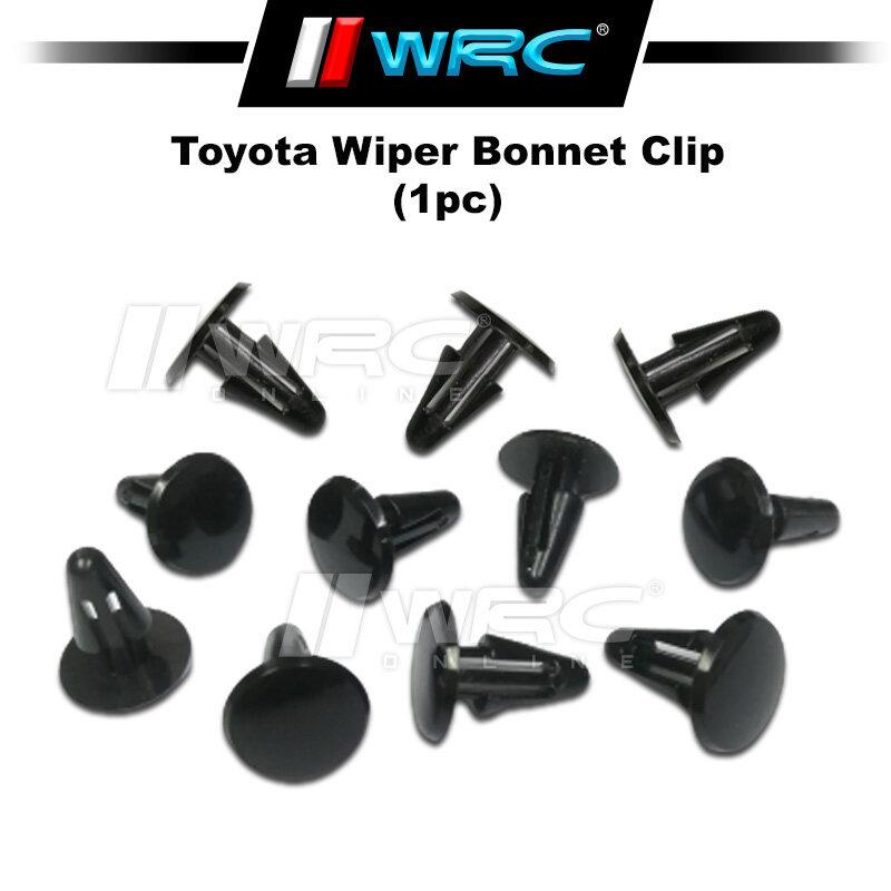 Toyota Wiper Bonnet Clip (1pc)