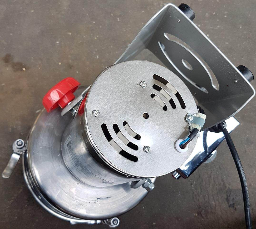 powder flour blender slicer machine cutter mixer 1250 gram power motor supply cut saw handle holder tool blade plate slice spower hold roller rolling blend high low put keep in out drill grinder drilling mill milling disc all fine smooth small press tank
