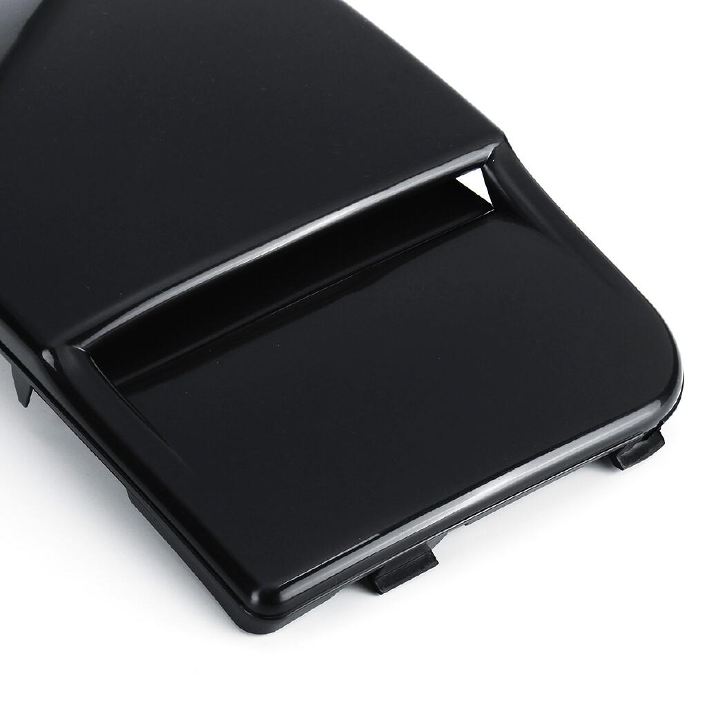 Automotive Tools & Equipment - Pair Black Front Fog Light Covers Trim for Subaru Impreza STI WRX 2004-2005 - Car Replacement Parts